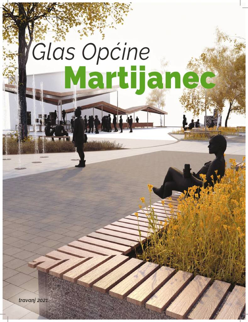 thumbnail of Glas Općine Martijanec – Travanj 2021.